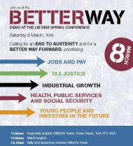 Better Way Demo poster