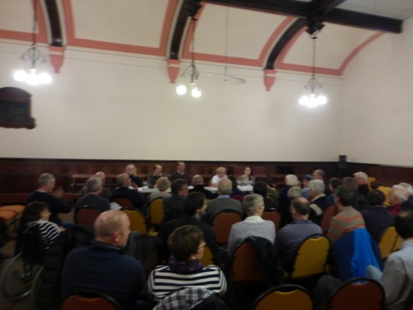 York TTIP meeting 27112014